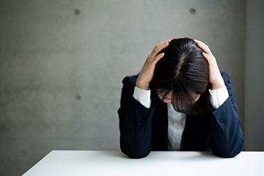 新入社員に起こりやすい適応障害
